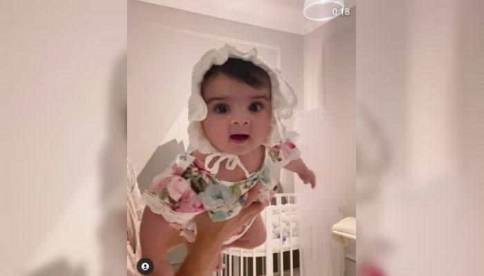 Աննա Դովլաթյանը հրապարակել է դստեր լուսանկարը և սիրառատ գրառմամբ հանդես եկել