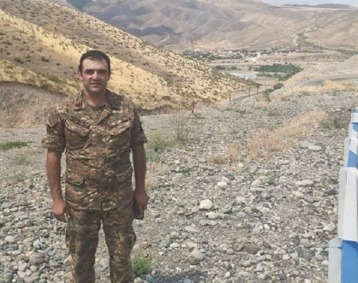 """""""Գևորգ, ֆանտաստիկ հասակակից, Հայկական բանակի սպա ու նվիրյալ, պետք էր և ավելի քան պետք է ճանաչել քեզ"""""""
