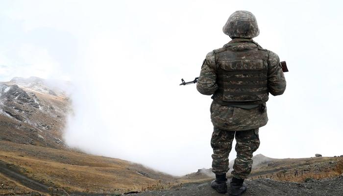 Ճանաչենք մեր հերոսներին․ Գարիկ Գևորգի Դավթյան․ Կռվել է Հադրութում և ընկել հերոսի մահով