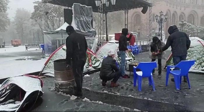 """""""Մենակ դուք կարող էիք Հանրապետության հրապարակը այս օրը գցել."""""""