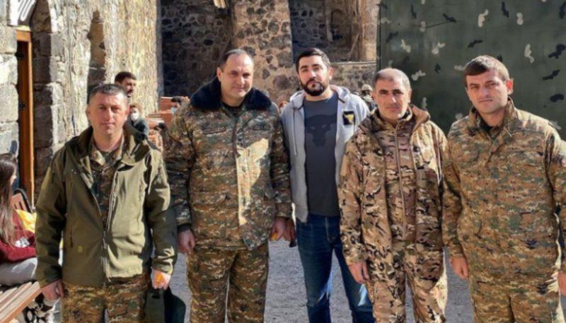 """""""Ո՞վ է այն միակ հրամանատարը, ում վերահսկման տարածքից մեկ սանտիմետր հող թշնամին չի կարողացել գրավել""""․պատմում է Վաչե Թովմասյանը․ լուսանկարներ"""