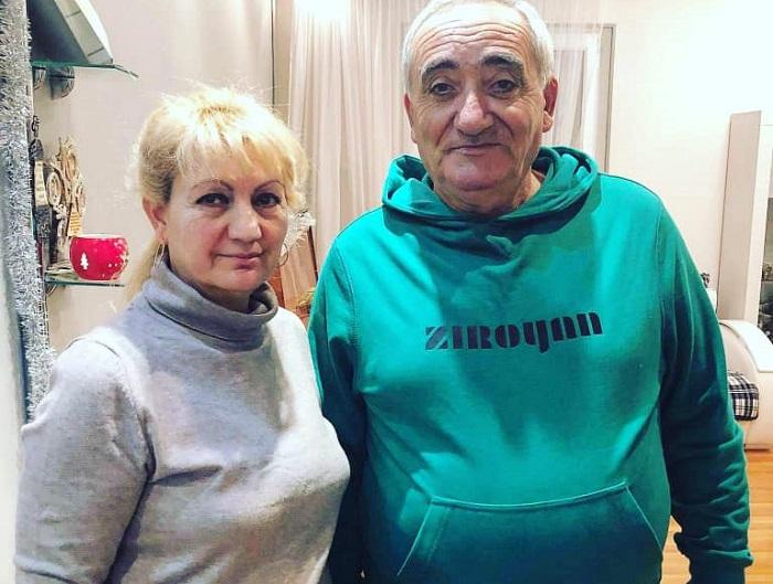 """""""Ես հարուստ եմ Ձեզանով."""" Զիրոյանը հրապարակել է ծնողների լուսանկարը"""