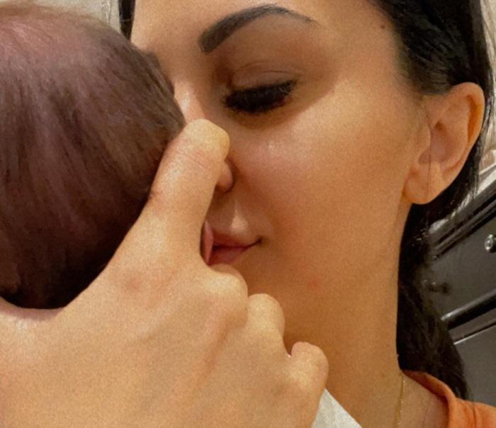 Թագուհի Օհանյանը հրապարակել է իր և Շուշաննա Թովմասյանի բալիկի լուսանկարը՝ անելով ուշագրավ գրառում