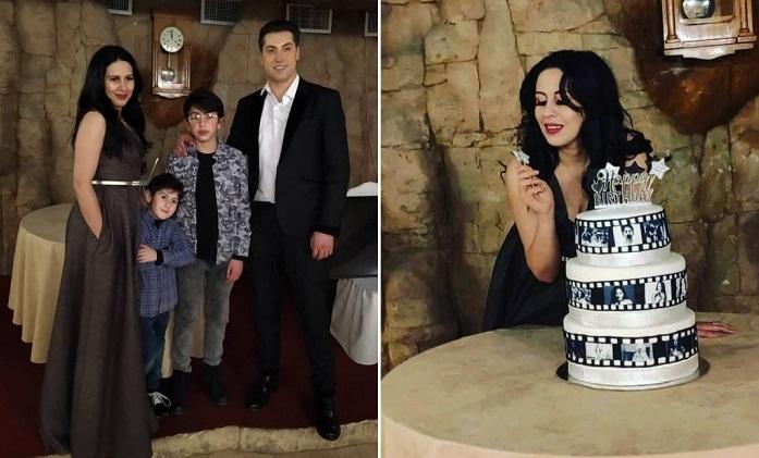 Ինչպե՞ս է ծննդյան տարեդարձն անցկացրել սիրված դերասանուհի Ծովինար Մարտիրոսյանը