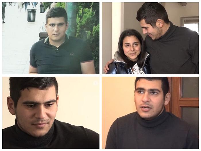 Ի՞նչ է պատմում ավելի քան 50 օր Բաքվի բшնտում անցկացրած հայ զինծառայող Նարեկ Ներսիսյանը