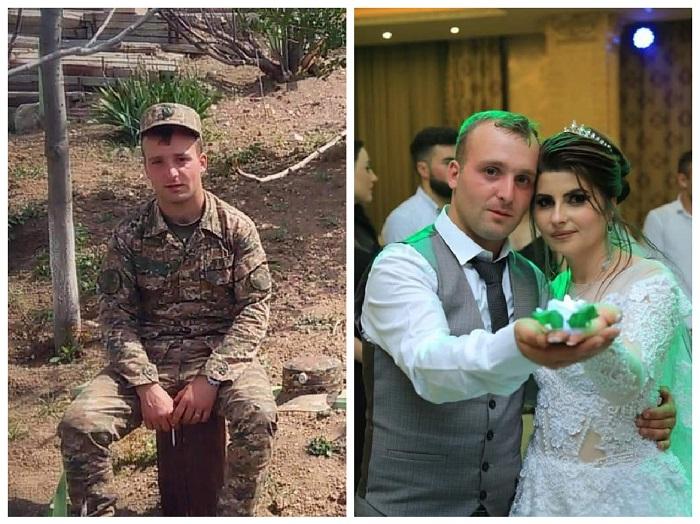 Ջաբրաիլի սպա Ռաֆայել Մխչյանի կիսատ մնացած հերոսական ուղին. նա մեկ տարի առաջ էր ամուսնացել. ճանաչենք մեր հերոսներին