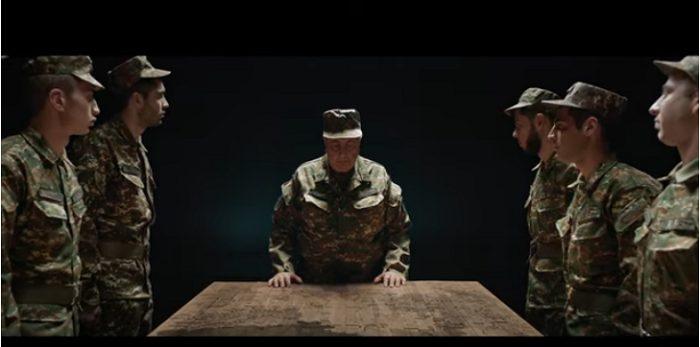 Սևակ Ամրոյանը նոր երգ է ներկայացրել՝ նվիրված հայոց բանակին, հայ զինվորներին. «Հրամանատար»