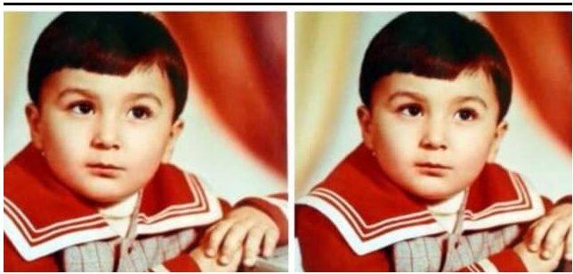 Կարո՞ղ եք ասել, թե որ հայտնի դեմքի մանկության լուսանկարն է սա