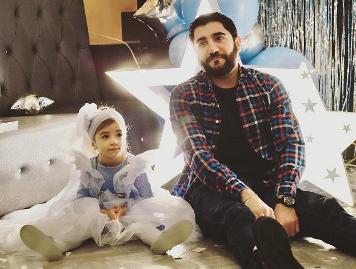 «Ծնունդդ շնորհավոր, իմ կյանք.» ահա թե ինչպես է շնորհավորել Վաչե Թովմասյանը դստեր ծննդյան տարեդարձը