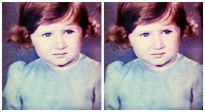 Կռահեք, թե որ երգչուհու մանկության նկարն է