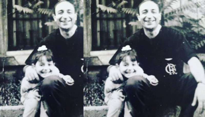 Ահա, թե ինչպես է շնորհավորել Լիլի Էլբակյանը հոր՝ Արմեն Էլբակյանի  ծննդյան օրը