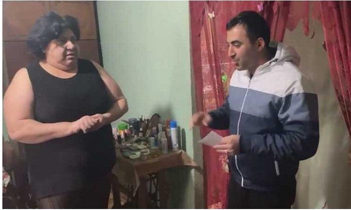 Բարերարներն այցելել են հայտնի տիկին Ազնիվին․ ուշագրավ մանրամասներ