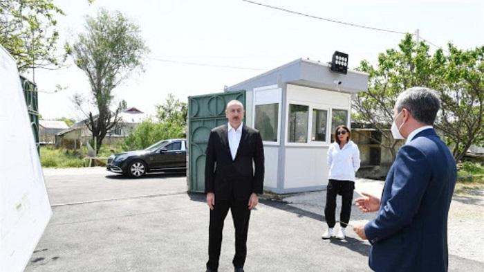 Ալիևը մեկնաբանել է վարկածը, որ ՀՀ-ն առանց կռվի հանձնել է Շուշին
