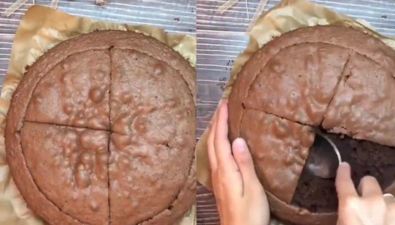 Տորթի պատրաստման անչափ դյուրին բաղադրատոմս․ այն ուղղակի հալվում է բերանում