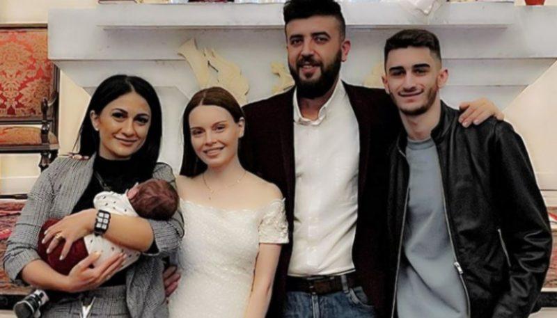 Շուշաննա Թովմասյանը որդու և ամուսնու հետ անչափ գեղեցիկ լուսանկար է հանրայնացրել․ լրացել է երեխայի ծննդյան 40-րդ օրը