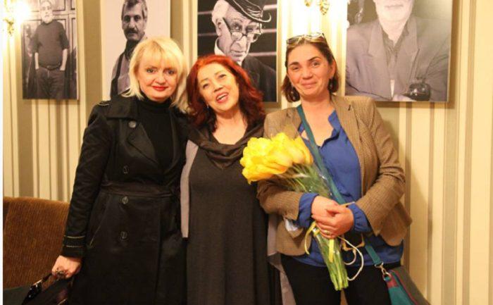 Այսօր սիրված դերասանուհի Մայրանուշ Գրիգորյանի ծննդյան օրն է․ մանրամասներ նրա մասին