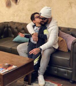 «Իմ հետք, իմ անցյալ, իմ ապագա…»․ Ալեքսանդր Բաբասյանի ու որդու լուսանկարը